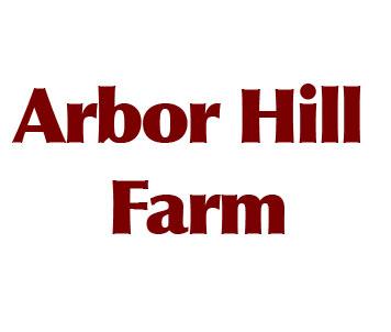 Arbor Hill Farm